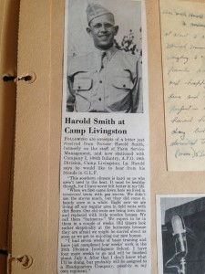 Smith - Newspaper Clipping